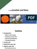 NanoB Photovoltaic and Nano 20121227