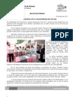 19/04/11 Germán Tenorio Vasconcelos toma Protesta Gtv a Voluntariado de Los Sso