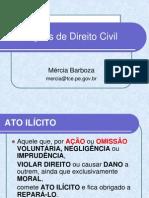 Aula 6 de Direito Civil - Responsabilidade Civil