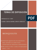 Crup vs Bronquiolitis