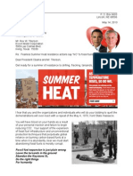 Drumbeat Rex & Barack 13-05-14 Summer Heat