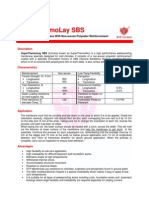 SuperThermoLay+SBS