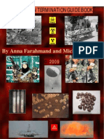 The Human Termination Guide Book(unconventional warfare- terrorist handbook)