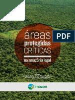 Áreas protegidas críticas na Amazônia Legal