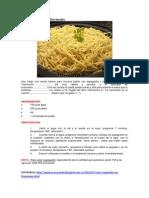 Cocer Espaguetis en Thermomix