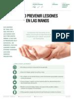 Como Prevenir Lesiones en Las Manos