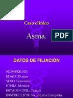 caso asma
