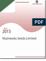 Nuziveeedu Seeds Limited_Sample Report