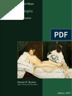 Edouard Manet OXFORD University