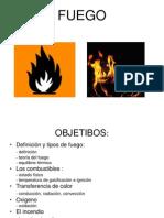 Capacitacion Fuego