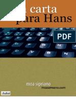 Uma Carta Para Hans - Moa Sipriano
