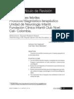 convulsiones febriles protocolo