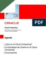 Cloud Computing - Evento EGAP Santiago de Compostela