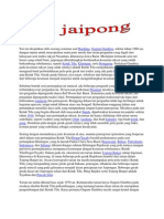 Tari Jaipong