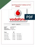 Vodafone New Zealand Proposal
