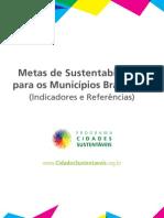 138297305 Publicacao Metas de Sustentabilidade Municipios Brasileiros