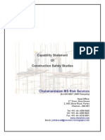 Construction Safety Studies
