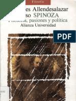 Spinoza filosofia pasión y politica1