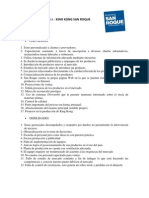 Analisis Foda San Roque - Lambayeque