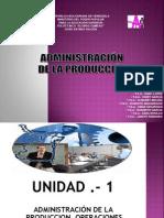 Diapositivas de Produccion Completas Para Modificar