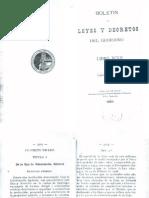 Ley Colonizacion Agraria 1928 Chile