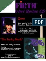 Funky Monk Score