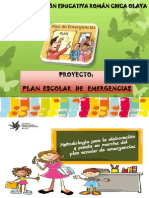 Plan Escolar de Emergencias-GTP