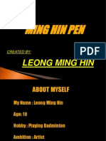 Leong Ming Hin