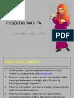 Pubertas Kuliah