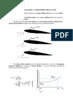 Critical Mach Number, Transonic Area Rule