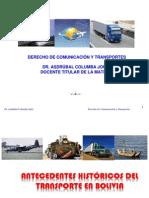 TEMA 05 ANTECEDENTES HISTORICOS DE TRANSPORTE EN BOLIVIA.ppt