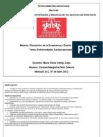 Programa de Enf. Cariovasculares