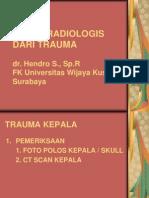 Aspek Radiologis Dari Trauma