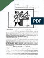 Quimica SolucionesoDisoluciones
