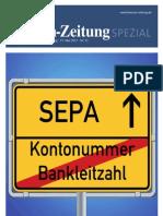 SEPA - Kontonummer Bankleitzahl