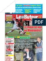 LE BUTEUR PDF du 12/04/2009