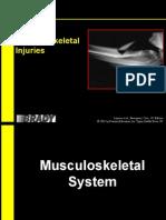 musculoskletal injuries