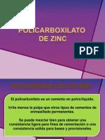 Exposicion de Policarboxilato!! (1)