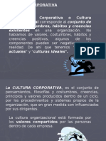cultura coorporativa