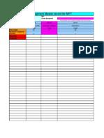 PM Master Data Template v1
