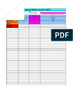 PM Master Data Template v1