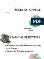 33966931 Sources of Finance Ppt