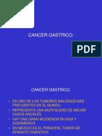 Cancer Gastrico.