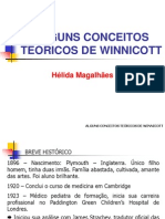 A Teoria de Winnicott