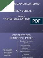Proteccion Pulpar en Operatoria