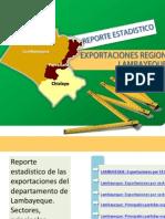 Exportaciones-Lambayeque