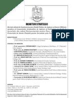 Monitor strategic