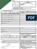 ITL 05 Declaratie Fiscala Decizie de Impunere Pentru Stabilirea Impozitului Pe Mijloace de Transport