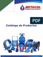 CATALOGO Metacol Valvulas