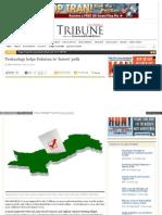 Technology helps Pakistan to 'fairest' polls
